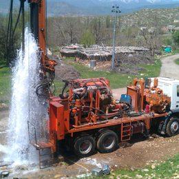 Water Well Drilling Rigs Iraq