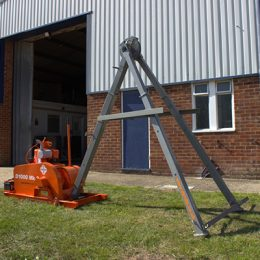 D1000 Shell and Auger Rig