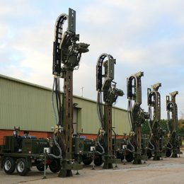 Watertec 9000 Water Well Drilling Rigs