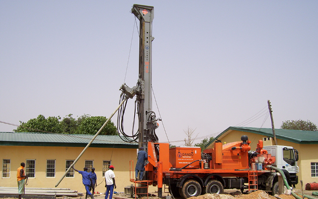 Watertec 40 Drilling Rig