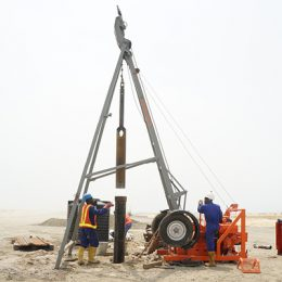 Shell & Auger Rig Nigeria