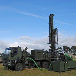 British Army Watertec 12.8