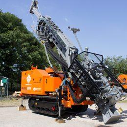 Multitec 9000 Drilling Rig