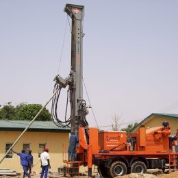 Watertec 40 Drilling Rig Nigeria