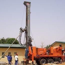 Watertec 40 Drilling Rig Nigeria