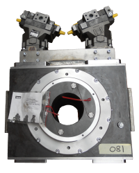 MK 1000 Power Swivel   Dando Drilling International