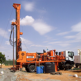 watertec 24 water well drilling rig
