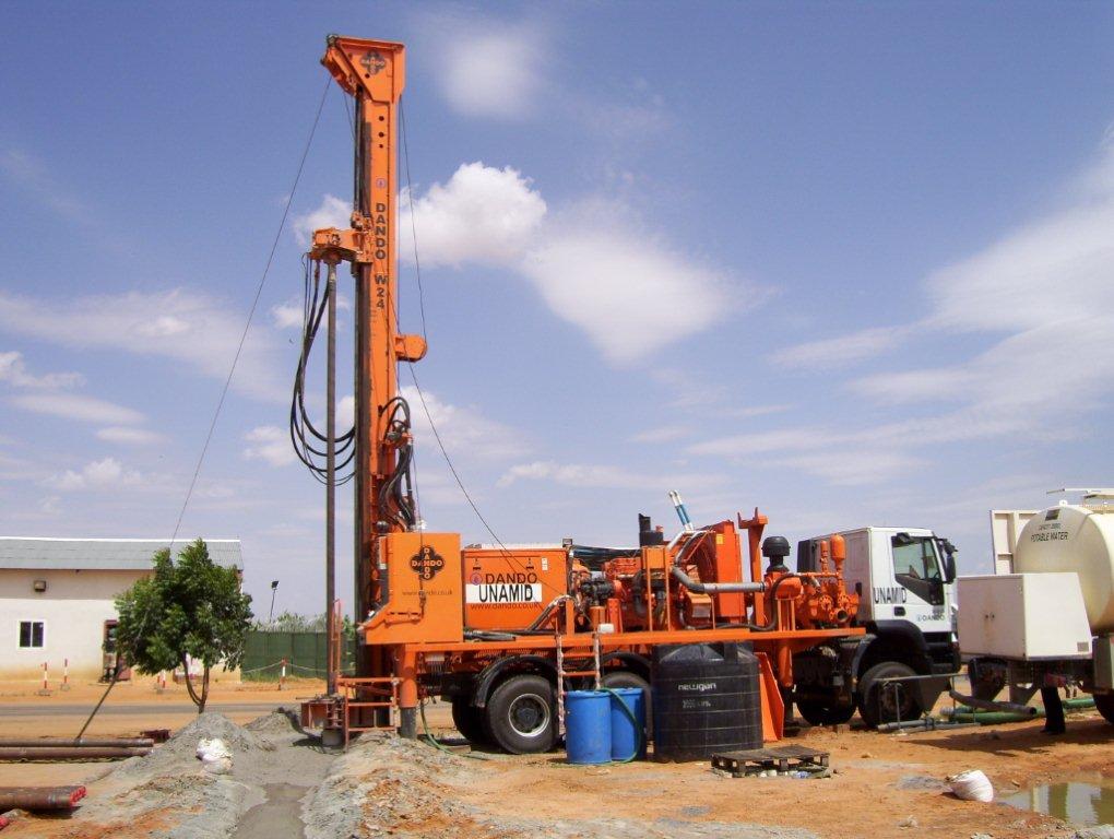 Shallow Gas Well Drilling In Saskatchewan |Well Drilling