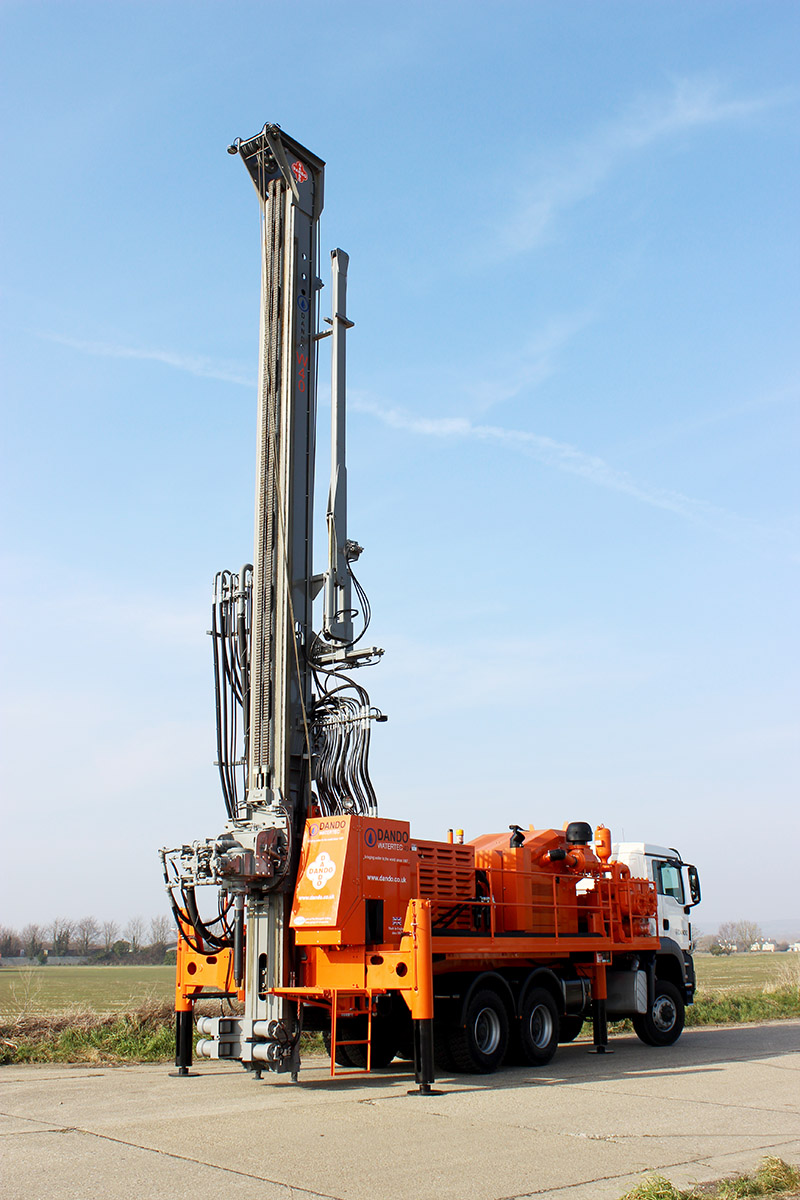 Drillwell - Water Well Drilling - Vancouver Island BC