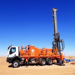 Watertec 40   Water Well Drilling Rig   Dando Drilling International