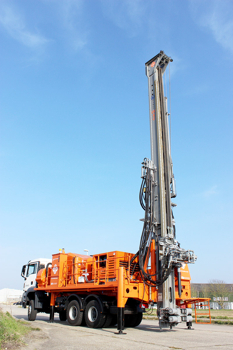 Geothermal Water Well Drilling Equipment | Water Drilling ... |Well Drilling