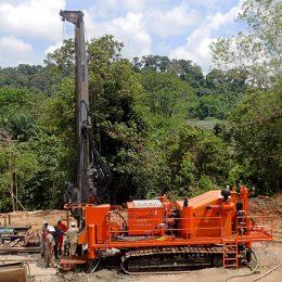 Mineral Exploration Drilling Rig