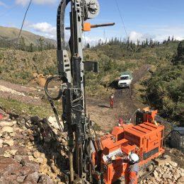 Jackal 4000   Multipurpose Drilling Rig   Dando Drilling