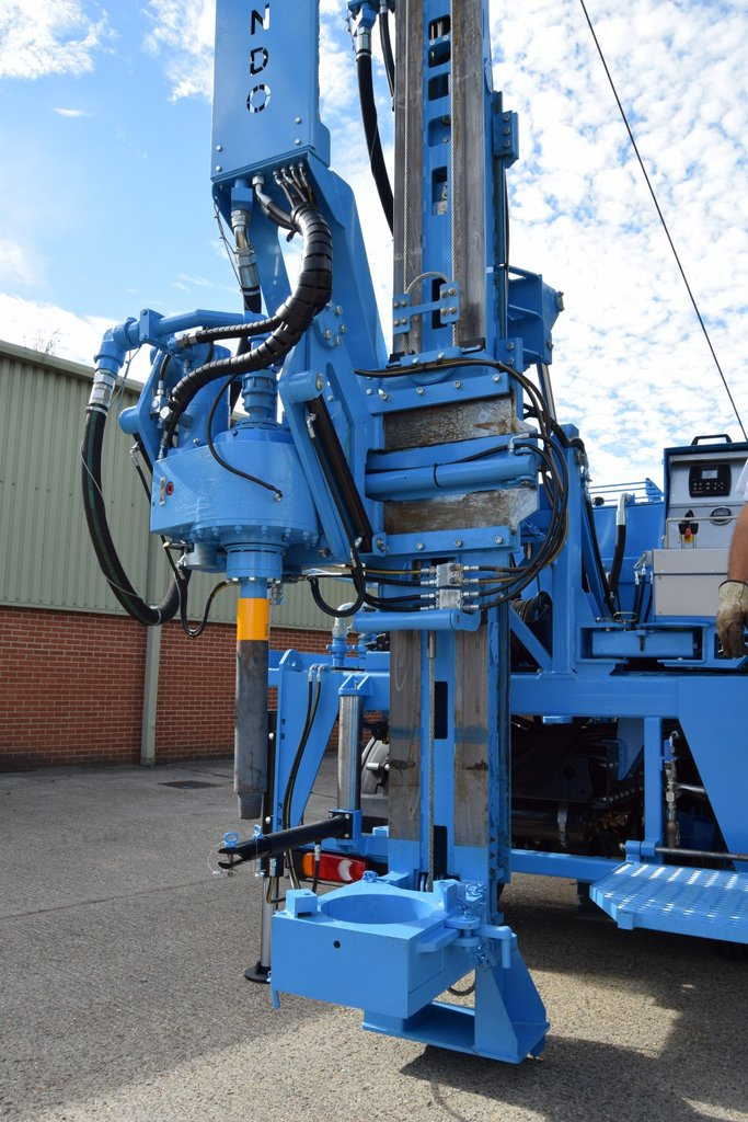 Used PERTILE Drilling Rig for wells waterwell drill rigs ... |Well Drilling