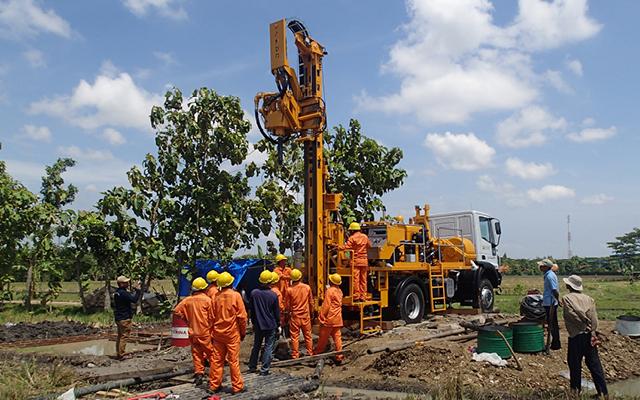 Truck Mounted Watertec 9000 Indonesia