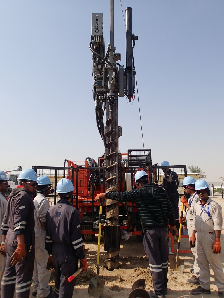 Truck Mounted Jackal 4000, Kuwait | Latest News | Dando Drilling