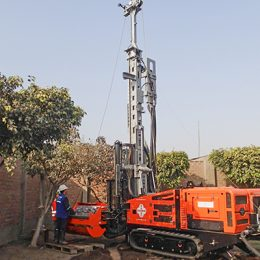 Multitec 4000 Drilling Rig