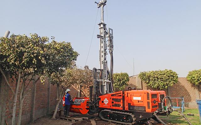 Multitec 4000 Drilling Rig