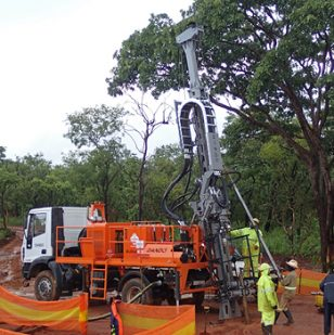 Drilling Rig and Equipment Manufacturer | Dando Drilling