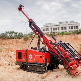 Multipurpose Drilling Rig Tanzania