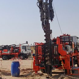 Auger Drilling Equipment
