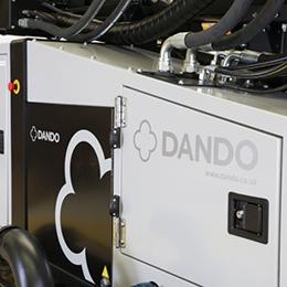 New Dando Branding