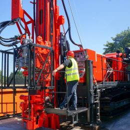 Mineral Exploration Drilling Rig