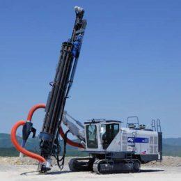 Crawler Drill DCR22
