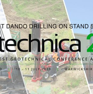 Geotechnica Exhibition 2019