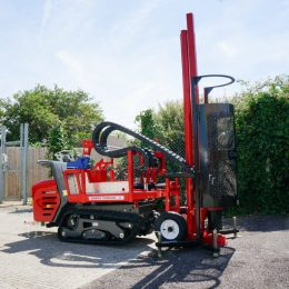 Terrier Rotary Drilling Rig