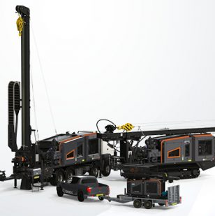 Infinity Drilling Rig Range